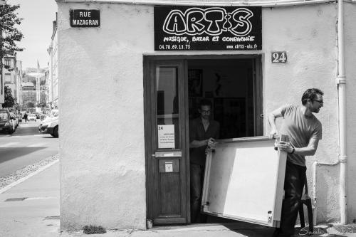 2016 festival artis 33 MONTAGE SIM PORTE ARTIS