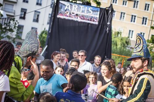 2016 festival artis 99 GROSSE COUTURE & PUBLIC